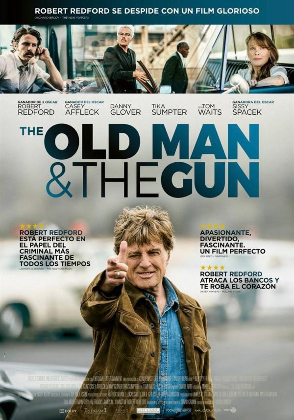 THE OLD MAN AND THE GUN